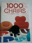 Fiell, Charlotte, Fiell, Peter - 1000 Chairs / Jubiläumsausgabe - 25 Jahre TASCHEN