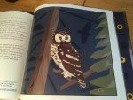 Halewijn, Stefan - Uilenvlucht - het geheimzinnige leven van de uil