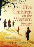 Kate Saunders - Five Children on the Western Front