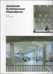 VANDERMARLIERE KATRIEN - JAARBOEK ARCHITECTUUR VLAANDEREN 2006-2007