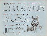 Schrijverskollektief `de kleine k` - Dromenboekje van de kleine k - 45 dromen met tekeningen