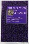 ALBERIGO, Giuseppe / Jean-Pierre JOSSUA / Joseph A. KOMONCHAK. - The reception of Vatican II. Translated by Matthew J. O'Connell.