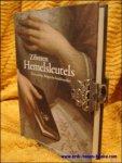 Claessens-Pere. - Zilveren Hemelsleutels. Twee eeuwen Belgische boekbandjes,  met een origineel zilveren boekslot.