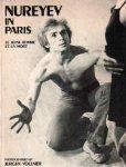 Vollmer, Jurgen (fotografie) - Nureyev in Paris (Ballet: Le Jeune Homme et la Mort)