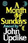John Updike - A month of Sundays