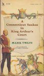Twain, Mark - A Connecticut Yankee in King Arthur's court. Complete ans unabridged