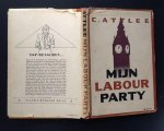 Attlee, C.        Kleijn, L.J. (vertaling) - Labour Party , Mijn Labourparty.