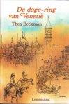 Thea Beckman - De doge-ring van Venetië