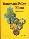 Clemson, Alan - Honey and Pollen Flora   (Australian Land Series)