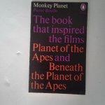 Boulle, Pierre - Monkey Planet