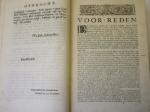 Mr. Pieter Bort - Alle de Wercken, begrepen in Ses Tractaten, Waer in in't breede verhandelt werden I. Het Hollandts Leen-recht, II. Proceduyren..II. De Domeynen van Hollandt, IV. De Hooghe- en ambachts-Heerlijckheden, V. Complaincte, ende VI. d'Arresten