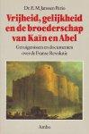 Janssen Perio - Vrijheid gelijkheid en de broederschapm van kain en abel / druk 1