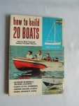 Leonardi - How to build 20 boats, Fawcett book 362