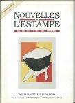 Sourd, Gérard (Redacteur en chef) - Nouvelles de l'Estampe. Mai-Juin 2003, No. 188.