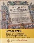 Berg en Boukje Thijs, Anne Jaap van den - Uitgelezen *nieuw* nu van € 17,50 voor --- Bijbels en prentbijbels uit de vroegmoderne tijd