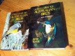 Slater, Peter - A Field Guide to Australian Birds, 2 delen compleet