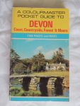 Wonson m r - a colourmaster pocket guide to Devon : coast, countryside, forest and moors
