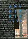 Veen, Henk van der, inl Thijs Asselbergs - Archiprix 1998, de beste nederlandse studentenplannen / the best plans by dutch students