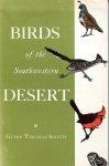 Smith, Gusse Thomas (ds1279) - Birds of the Southwestern Desert