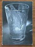 Copier, A.D. ; W. Sandberg ? (design) - Glasschool Leerdam