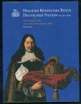 Ottomeyer, Hans 1946- - Altes Reich und neue Staaten 1495 bis 1806 Bd. 1. Katalog + Bd. 2 Essays