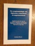 Huyser, Jochanan - De symptomatologie van depressieve stoornissen en angststoornissen. Empirisch onderzoek naar de psychische symptomen van depressieve stoornissen en angststoornissen met de Depressie en Angst Lijst