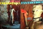 Redactie - 2 Delen in 1 koop: Midi/Minuit Fantastique No. 23 Automne 1970. Gaston Leroux #1. en No. 24 Hiver 1970. Gaston Leroux #2