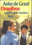Graaf, Anke de - ANKE DE GRAAF OMNIBUS - 1. LICHT IN OPEN VENSTERS. 2. HILDE - STREEKROMAN