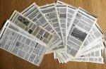 Geknipt voor u - Aantal (13) knipsels: de rubriek Geknipt voor u uit Vrij Nederland