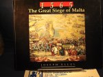 Ellul, Joseph - 1565 ; The Great Siege of Malta
