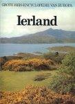 Schröder, Dieter en Hanny Mensing  & Zetwerk van Punt Komma - Ierland   Grote reis-encyclopedie van Europa