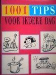 Donald, Pamela - 1001 tips voor iedere dag.