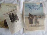 Leeuw, Ronald de, John Sillevis & Charles Dumas (redactie) - De Haagse School - Hollandse meesters van de 19e eeuw - met KRANT EN ARTIKELEN DE HAAGSE SCHOOL