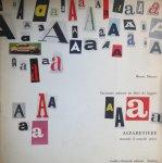 Munari, Bruno - Alfabetiere : facciamo assieme un libro da leggere - secondo il metodo attivo