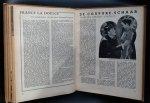 redactie   A. van Domburg, Leo Hanekroot, S.P. van 't Hof, H. Baron van Lamsweerde en Bernard Verhoeven e.a. - KATHOLIEK FILMFRONT Officieel orgaan van de K.F.A.  Het werk van de goede Film  Eerste Jaargang   16 mei 1938 t/m 16 mei 1939