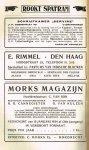 son, c. van - morks magazijn
