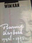 Kan, Wim - De dagboeken van Wim Kan 1942-1945