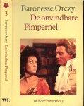 Orczij Baronesse Nederlandse vertaling Marjolijn Wildschut - Onvindbare Pimpernel deel 3