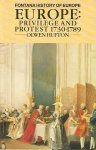Olwen Hufton - Europe: Privilege and Protest 1730 - 1789