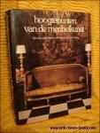 MOLESWORTH, H.D./KENWORTHY-BROWNE, John & DONY, Frans L.M. - Hoogtepunten van de meubelkunst.
