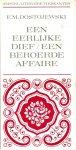 Dostojewski, F.M. - Een eerlijke dief / Een beroerde affaire