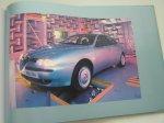 Div. auteurs - Alfa 156 Een toonaangevende Alfa Romeo