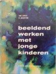 Cortel, Tine / Augustyns, R. - Beeldend werken metj onge kinderen
