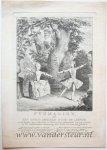 Mijn, Gerard van der (1706-1761/81), Punt, Jan (1711-1779) - Pygmalion, of het beeld bezield door de liefde : zo als hetzelve door Carolina en Charlotta Frederic, oud 9 en 7 Jaaren, op den Amsteldamschen Schouwburg, in het laatfte des Jaars 1758.