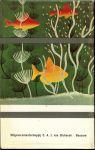 Janze, A.O ..  Omslagontwerp : Rein van Looy Illustraties naar tekeningen van de schrijver - Aquariumtechniek Deel 1 : Inrichting en verzorging.