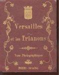 an. - Versailles et les Trianons   Vues Photographiques