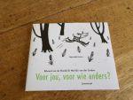 Vendel, Edward van den - Voor jou, voor wie anders?