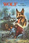 Postma, Jan - Wolf Waakt in de Nacht, hardcover, gave staat