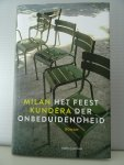 Kundera, Milan - Feest der onbeduidendheid