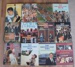 Bree, Han van(red) - 1970 - 1980 / Het aanzien van / twaalf maanden wereldnieuws in beeld & de vorstenhuizen